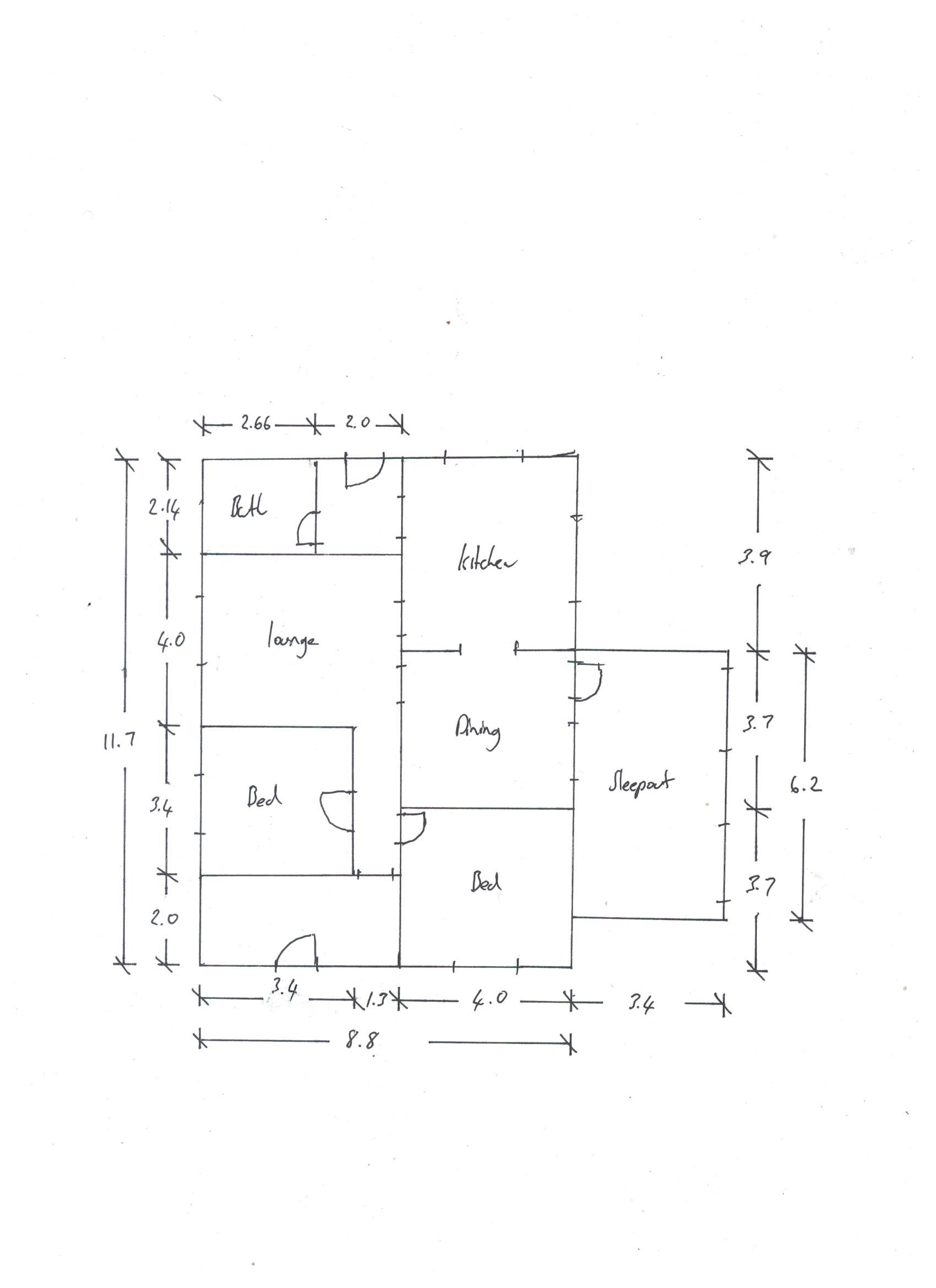 brewster floor plan